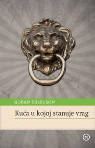 Naslovnica knjige: KUĆA U KOJOJ STANUJE VRAG