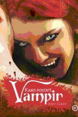 Naslovnica knjige: Kako postati vampir