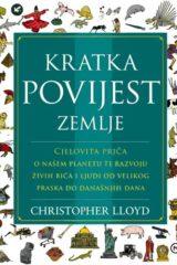 Naslovnica knjige: KRATKA POVIJEST ZEMLJE