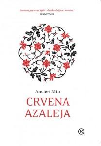 Naslovnica knjige: CRVENA AZALEJA