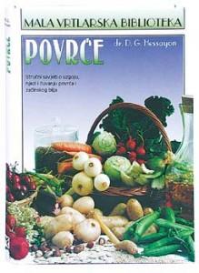 Naslovnica knjige: Povrće