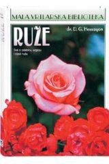 Naslovnica knjige: RUŽE