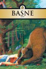 Naslovnica knjige: BASNE