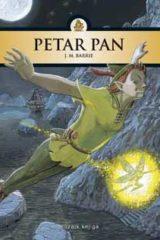 Naslovnica knjige: PETAR PAN