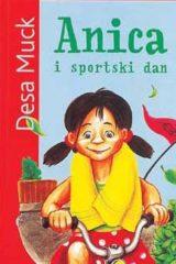 Naslovnica knjige: Anica i sportski dan