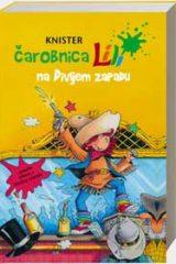 Naslovnica knjige: ČAROBNICA LILI NA DIVLJEM ZAPADU