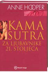 Naslovnica knjige: KAMA SUTRA ZA LJUBAVNIKE 21. STOLJEĆA