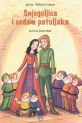 Naslovnica knjige: SNJEGULJICA I SEDAM PATULJAKA