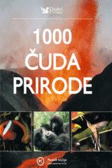 Naslovnica knjige: 1000 ČUDA PRIRODE