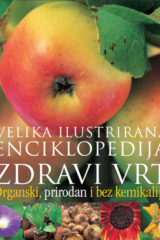 Naslovnica knjige: Zdravi vrt – Velika ilustrirana enciklopedija