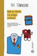 Naslovnica knjige: Adrian Mole na pragu zrelosti
