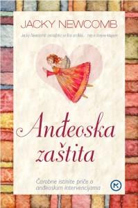 Naslovnica knjige: Anđeoska zaštita
