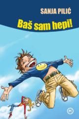 Naslovnica knjige: Baš sam hepi!