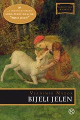 Naslovnica knjige: Bijeli jelen