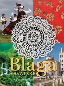 Naslovnica knjige: BLAGA HRVATSKE