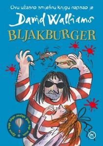 Naslovnica knjige: BLJAKBURGER