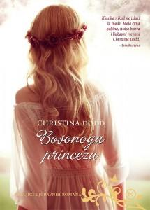 Naslovnica knjige: Bosonoga princeza