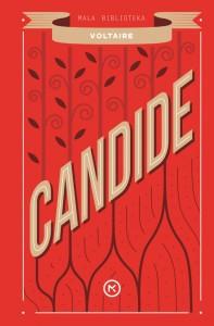 Naslovnica knjige: CANDIDE