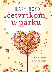 Naslovnica knjige: ČETVRTKOM U PARKU
