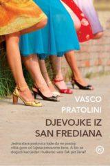Naslovnica knjige: Djevojke iz San Frediana