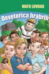 Naslovnica knjige: DEVETORICA HRABRIH