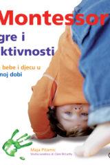 Naslovnica knjige: MONTESSORI – igre i aktivnosti