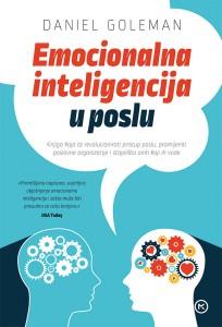 Naslovnica knjige: Emocionalna inteligencija u poslu