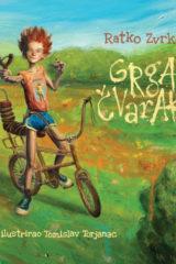 Naslovnica knjige: Grga Čvarak