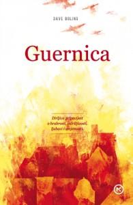 Naslovnica knjige: GUERNICA