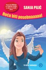 Naslovnica knjige: HOĆU BITI POSEBNAAAAA!