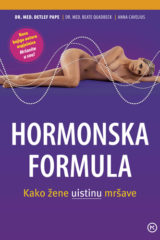 Naslovnica knjige: HORMONSKA FORMULA