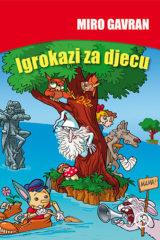 Naslovnica knjige: Igrokazi za djecu