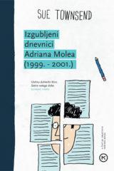 Naslovnica knjige: Izgubljeni dnevnici Adriana Molea (1999. – 2001.)