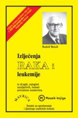 Naslovnica knjige: IZLJEČENJA RAKA I LEUKEMIJE