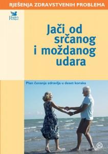 Naslovnica knjige: JAČI OD SRČANOG I MOŽDANOG UDARA