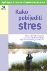 Naslovnica knjige: KAKO POBIJEDITI STRES