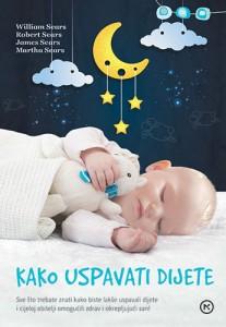 Naslovnica knjige: Kako uspavati dijete