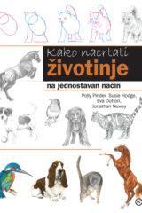 Naslovnica knjige: Kako nacrtati životinje na jednostavan način