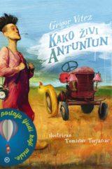 Naslovnica knjige: Kako živi Antuntun