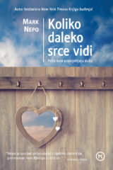 Naslovnica knjige: KOLIKO DALEKO SRCE VIDI