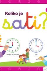 Naslovnica knjige: KOLIKO JE SATI?