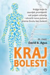 Naslovnica knjige: Kraj bolesti