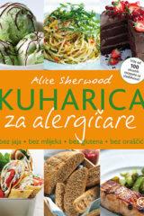 Naslovnica knjige: Kuharica za alergičare