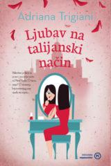 Naslovnica knjige: LJUBAV NA TALIJANSKI NAČIN