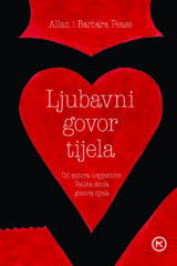 Naslovnica knjige: Ljubavni govor tijela