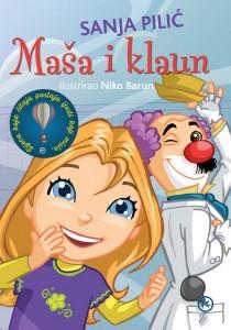 Naslovnica knjige: MAŠA I KLAUN