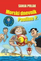 Naslovnica knjige: Morski dnevnik Pauline P