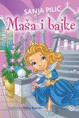 Naslovnica knjige: MAŠA I BAJKE