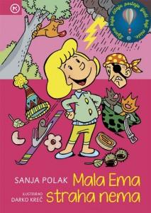 Naslovnica knjige: MALA EMA STRAHA NEMA