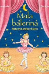 Naslovnica knjige: MALA BALERINA